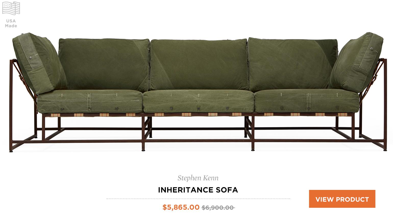 Buy Stephen Kenn INHERITANCE SOFA